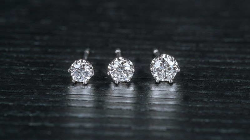 Best Selling Lab Diamond Earrings