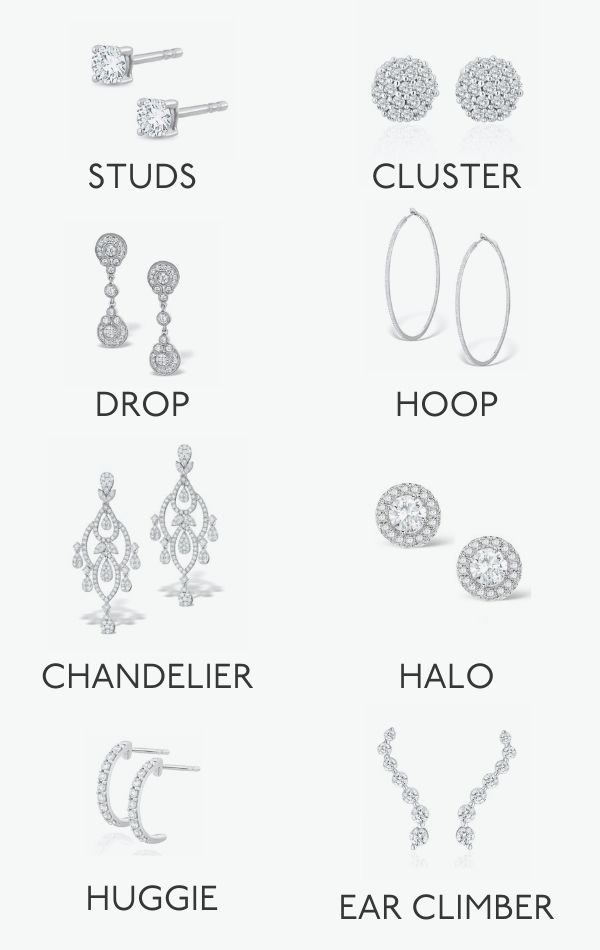 How Many Types of Earrings Are There?