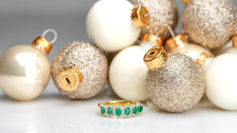 10 Best Diamond and Gem Rings for Christmas