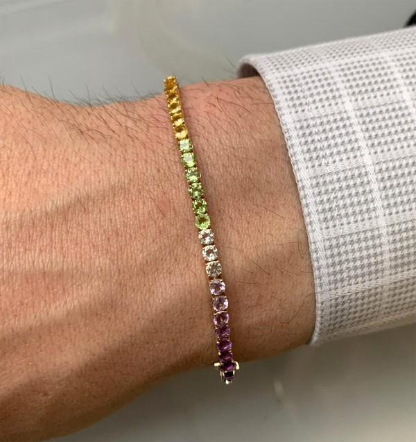 Men's Diamond Bracelet Buying Guide – 12 Tips