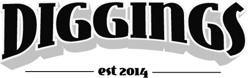 Diggings Logo Text
