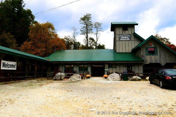 North Carolina Museum of Mining