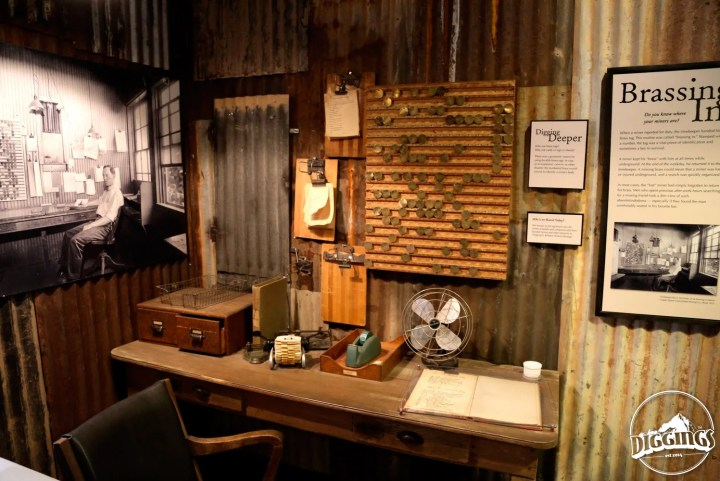 Time keeper office