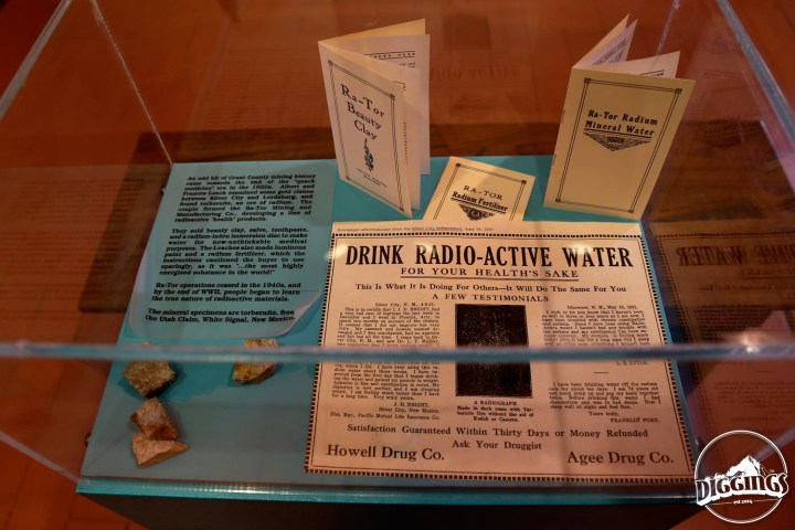 Radio-Active Water