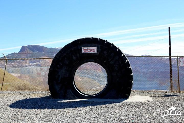 Haul Truck Tire