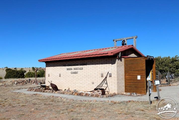 Mining Heritage Exhibit