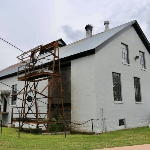 Hoist House at the Soudan Underground Mine State Park