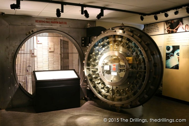 A vault of Phillips Patents