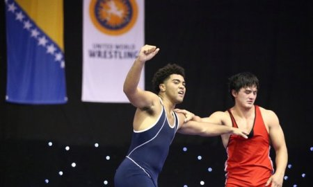Gable Steveson - USA Wrestling