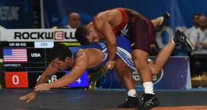 Patrick Martinez - USA Wrestling