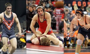 Preston Weigel, Nathan Tomasello, Amar Dhesi