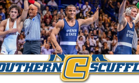Southern Scuffle - Darian Cruz, Mark Hall, Jason Nolf