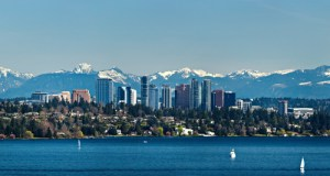 Urban Land Institute, City of Bellevue, Balmori Associates, NBBJ, Seattle, Puget Sound, Meydenbauer Bay, Civic Center District, Lake Washington,