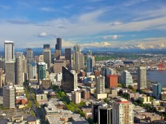 Puget Sound, Colliers International, CBD, Google, Amazon, Clark Nuber, Seattle, Bellevue, U District, Facebook, Arbor, Lakefront