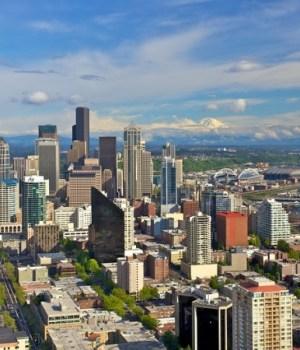Sellen Construction, Seattle, Puget Sound, South Lake Union, Rainier Brewery, Microsoft, Amazon, F5 Networks, Seattle Children's Hospital