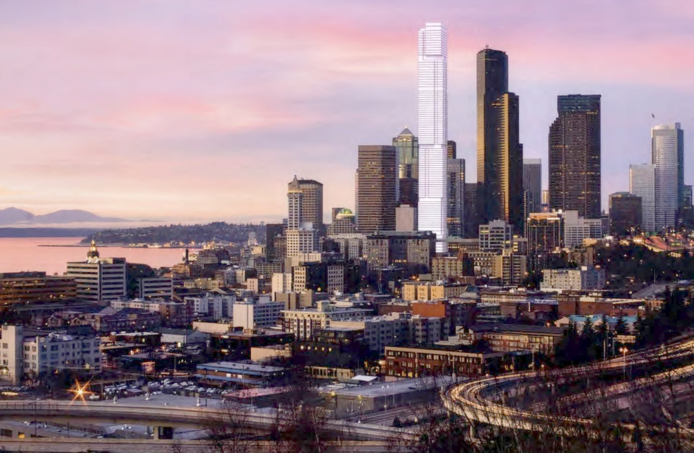 Cresent Heights Aims For Tallest Tower In The West With