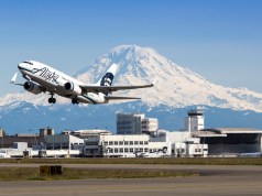 PCL Construction, Delta Sky Club, ECH Architecture, Bellevue, Seattle-Tacoma International Airport, Sea-Tac, Puget Sound