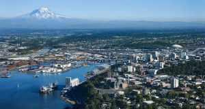 Greystone, The Henry, Tacoma, Newport Beach, Green Globes, Tacoma Foss Waterway, Fannie Mae, Greystone Servicing Corporation, Greystone Funding Corporation
