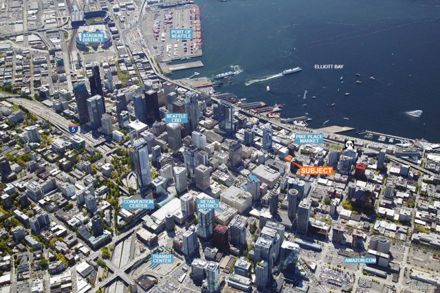 ULI, ULI Spring Conference, Seattle, Puget Sound, Union Investment Real Estate GmbH, Cushman & Wakefield,