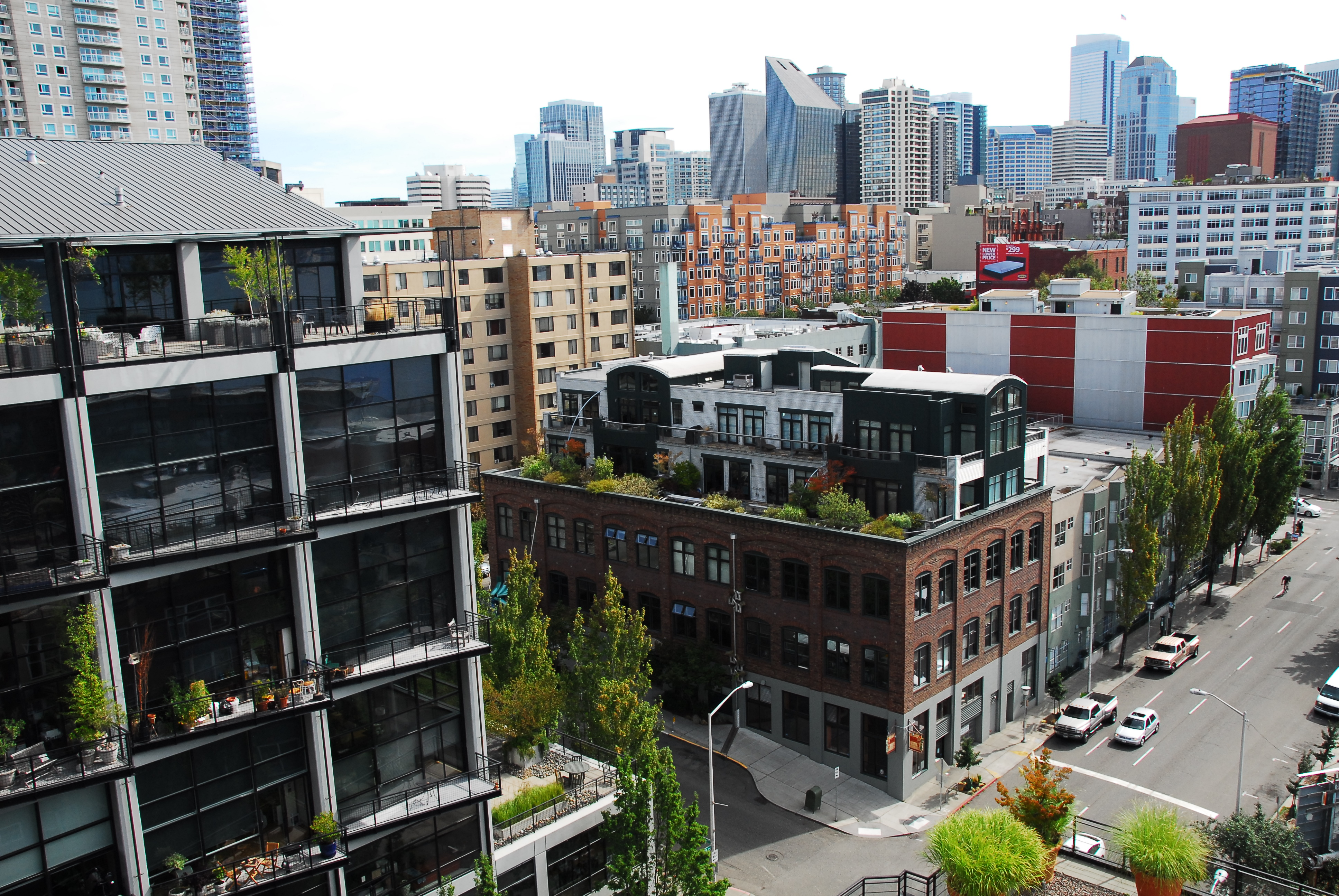 vulcan looks to build residential high rise in seattle s