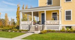 Rise Properties, Fort Lawton, Seattle, Puget Sound, The Ellicott