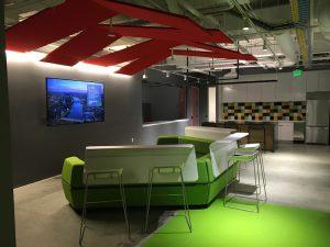 Seattle, Exchange Building, Puget Sound, Deloitte Digital, Banyan Branch and Übermind, Gensler