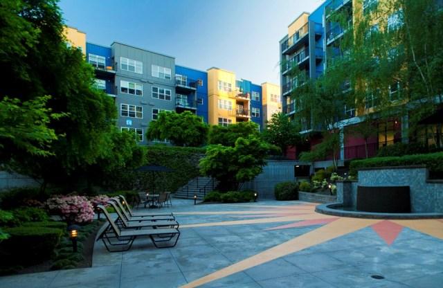 SARES REGIS, Solara Apartments, Seattle, Puget Sound