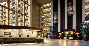 Prudential, Hilton Hotel, Bellevue, Puget Sound, Doubletree, Wig Properties, Red Lion Hotel