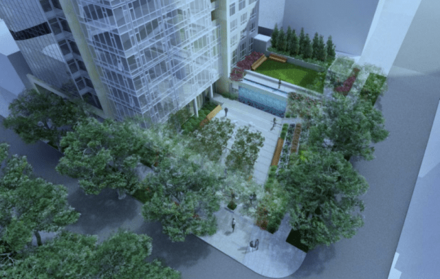 Daniels Real Estate, LMN Architect, First Hill, Seattle, Tower