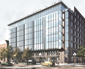 Hudson Pacific Properties, Pioneer Square, 450 Alaskan, Colliers International, Blue Marlin Partners, Seattle