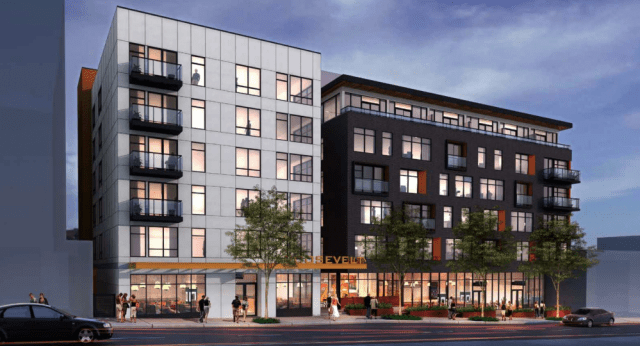 Roosevelt, Roosevelt Apartments, Studio19 Architects, Seattle