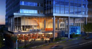 Amazon, JLL, KOMO Plaza, Urban Union, 501 Fairview Ave N., South Lake Union, SLU, Office building, Seattle, downtown, Leasing