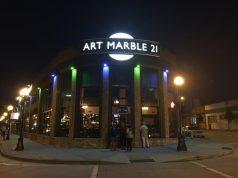 Art Marble 21, South Lake Union, Vulcan, Paul Allen, Allen Institute, Seattle