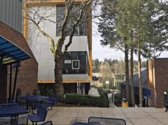 Eastside Preparatory School, Public47 Architects, Kirkland, Tali Hall