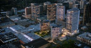 Lincoln Square Expansion, Lincoln Square, Bellevue, GLY Construction, Kemper