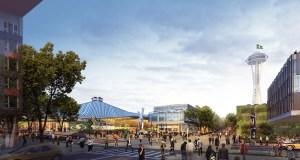 Seattle, Seattle Partners, AEG, Hudson Pacific Properties, KeyArena, Seattle Coliseum,