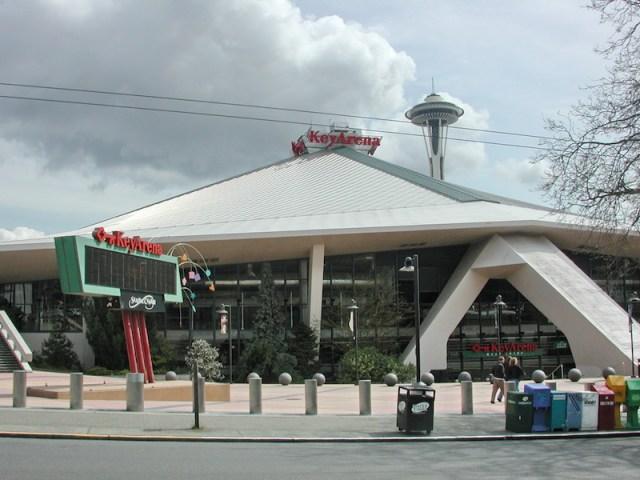KeyArena, Seattle, Seattle Center, Oak View Group, OVG, Redevelopment, World's Fair, Los Angeles, $564 million, Arena, development Goldman Sachs, Madison Square Garden Company