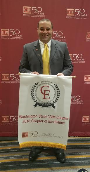 CCIM Institute, Washington, Puget Sound, Seattle, Washington State Chapter CCIM, President's Cup Award