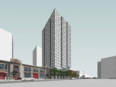 Franklin Apartments, Studio 19 Architects, CallisonRTKL, Belltown