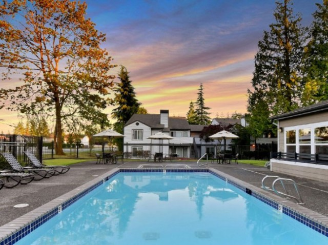 Bothell, Security Properties, Bordeaux Apartment Homes, Mission Rock Residential