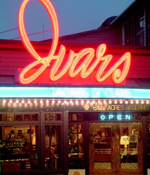 Ivar's, Waterfront, Seattle