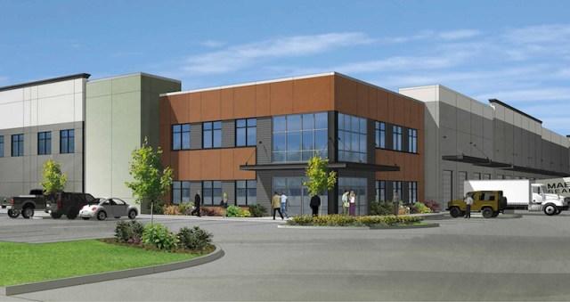 PCCP, Panattoni Development Company, Tacoma Gateway, Lakewood, Seattle, Tacoma, Puget Sound industrial market warehouse Pacific Northwest