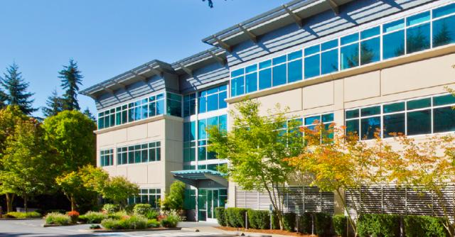 Ridgepointe, JLL, Ridgepoint Corporate Center, Bellevue,