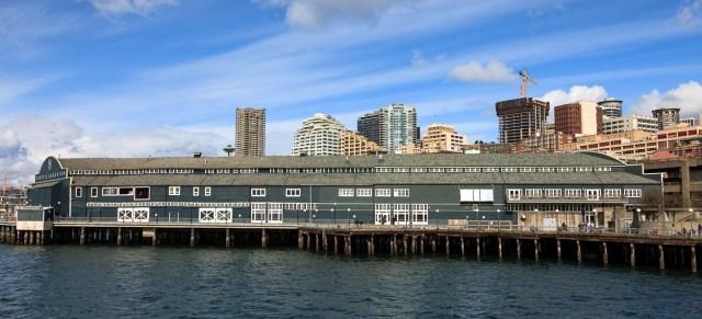 Aquarium, Ocean Pavilion, Seattle, LMN Architects