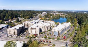 Intercontinental Real Estate Corporation, Seattle, Puget Sound, Security Properties, Madrona Ridge Residential, Echo Lake Apartments, Shoreline