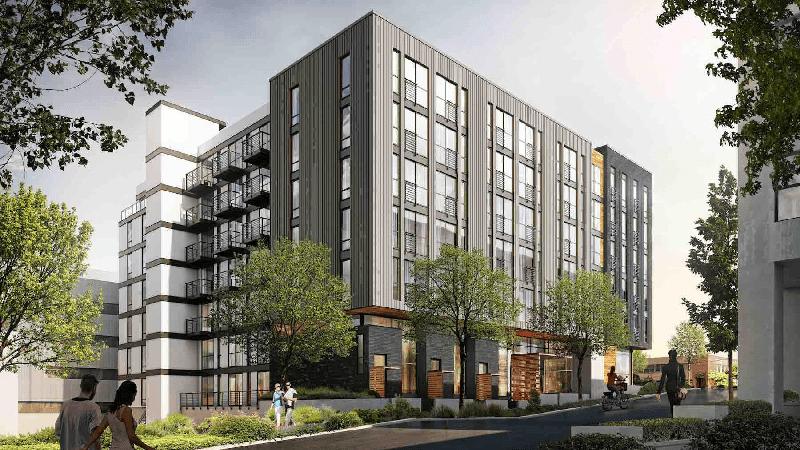 Pastakia associates announces zella apartments multi for Multi family architecture