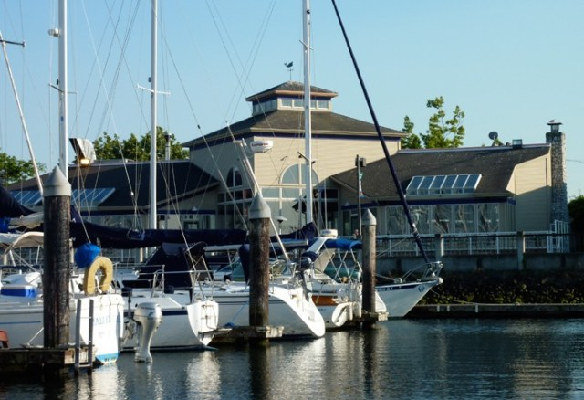 Everett Marina Village, Seattle, Puget Sound, Coast Real Estate Services, The Port of Everett, Marine View Drive,