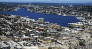 Weber Thompson Design, Seattle, Puget Sound, Dexter Avenue, Facebook Complex, Capstone Partners