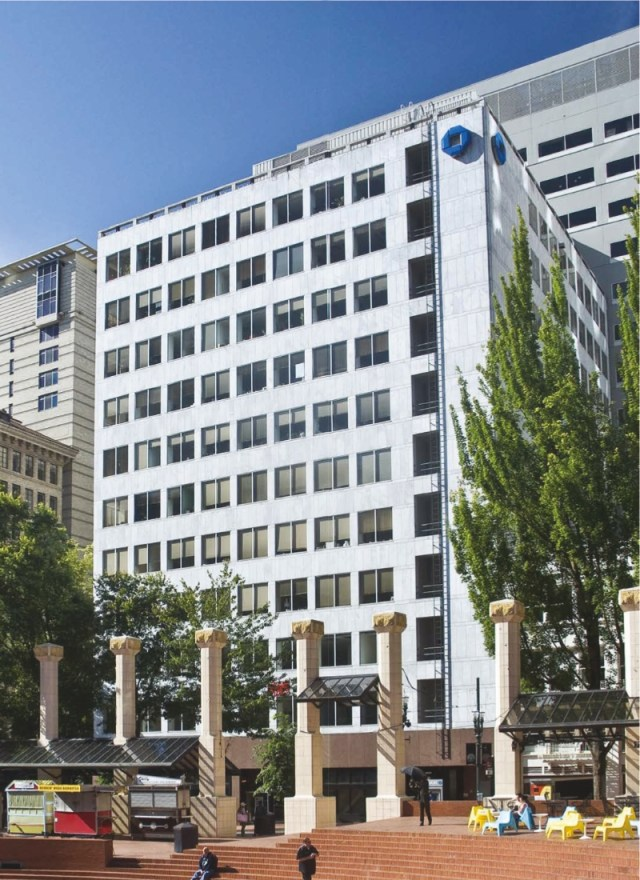 CBRE, True North Management Group, KBS, Barings, Portland, Seattle, Puget Sound