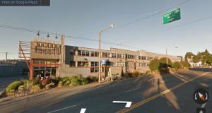 Ballard retail property and warehouse property, Seattle, Puget Sound, Goodman Real Estate, Simply Self Storage, King County, Old Ballard,